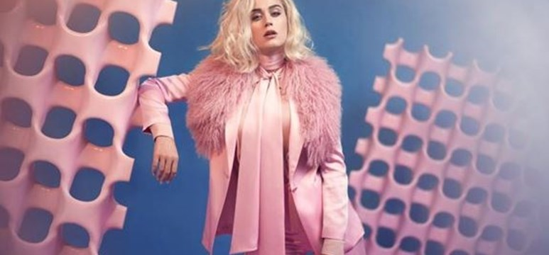 Se lyric-video til ny Katy Perry